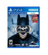 PlayStation 4 VR - Batman: Arkham VR Exclusive Console Video Game Disc