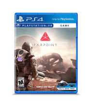 PlayStation 4 VR - Farpoint VR Game Exclusive Console Disc
