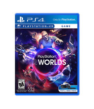 PlayStation 4 VR - VR Worlds Exclusive Console Video Game Disc