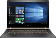 "HP Spectre 13-V111DX 13.3"" FHD IPS Laptop - Intel Core i7-7500U, 256GB SSD, 8GB DDR3L, Windows 10 - Black/Copper (Certified Refurbished)"