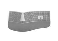 Microsoft Surface Ergonomic Bluetooth Keyboard (Platinum)