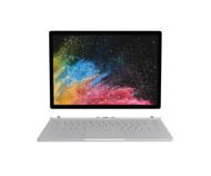 "Microsoft Surface Book 2 Commercial Laptop HN6-00001 13.5"" 2-in-1 Laptop - Intel Core i7-8650U, 1.9GHz, 8GB RAM, 256GB SSD, Win 10 Pro"