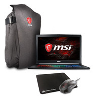 "MSI GP72MVRX Leopard Pro-677 17.3"" Gaming Laptop - Intel Core i7-7700HQ, GTX1060, 16GB DDR4, 512GB NVMe SSD, Win10, VR Ready"