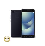 ASUS ZenFone 4 Max 5.2in HD Smartphone LTE Unlocked - Dual SIM, Black, 16GB Storage, 2GB RAM