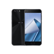 ASUS ZenFone 4 ZE554KL 5.5in Unlocked International Smartphone - Midnight Black, Dual SIM, Black, 64GB Storage, 4GB RAM