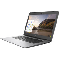 "HP 14"" 16GB Chromebook 14 G4  - Intel Celeron N2840 Dual-Core 2.16 GHz, 4GB RAM, 16GB eMMC SSD"