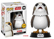 Funko Pop Star Wars The Last Jedi - Porg CHASE Collectible Figure