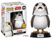 Funko Pop Star Wars The Last Jedi - Porg CHASE Collectible Figure