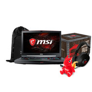 "MSI GT75 TITAN-057 17.3"" Gaming Laptop - Intel Core i7-8850H, GTX1070, 16GB DDR4, 1TB Mechanical  Keyboard, Win10, VR Ready"