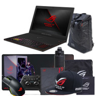 "ROG ASUS Zephyrus GX501GI-XS74 15.6"" Gaming Laptop - NVIDIA®  GeForce® GTX 1080 with Max-Q Design, Intel Core i7, 512GB PCIe SSD, 16GB DDR4, 144Hz"