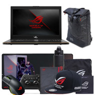"ASUS ROG Zephyrus GM501GS-XS74 15.6"" Gaming Laptop - 144Hz IPS-Type G-SYNC Panel, GTX 1070 8GB, Intel Core i7 (up to 3.9GHz), 256GB PCIe SSD + 1TB SSHD, 16GB DDR4 2666MHz"