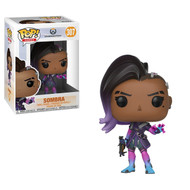 Funko Pop Games: Overwatch S3 Sombra Vinyl Collectible Figure Toy