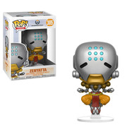 Funko Pop Games: Overwatch S3 Zenyatta Vinyl Figure Collectible Toy
