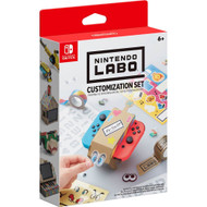 Nintendo Labo Customization Set - Nintendo Switch