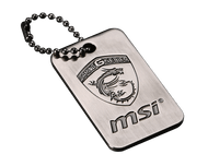 MSI Military Dog Tag