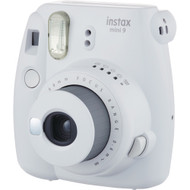 Fujifilm Instax Mini 9 - Smokey White Instant Camera