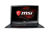 "Open Box MSI GE63VR Raider-075 15.6"" Gaming Laptop - Intel Core i7-7700HQ, NVIDIA GTX 1070, 16GB DDR4, 128GB SSD +1TB HDD,  Win10 Home, VR Ready"