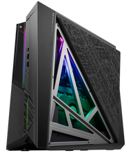 ASUS ROG G21CN-DS781 Gaming PC Desktop - Intel Core i7-8700, NVIDIA GeForce GTX1080 8GB, 8GB DDR4 RAM, 1TB HDD, Windows 10