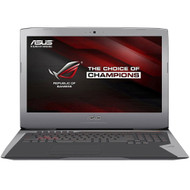 "ASUS ROG G752VM-RB71 17.3"" Gaming Laptop, GTX 1060 6GB GDDR5, Core i7-6700HQ, 16GB OC DDR4, 1TB HDD (Open Box)"