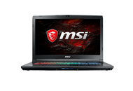 "MSI GP72MX Leopard-1214 17.3"" Gaming Laptop - Intel Core i7-7700HQ, GTX1050, 16GB DDR4, 128GB NVMe SSD + 1TB HDD, Win10, VR Ready (Open Box)"