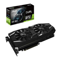 ASUS DUAL RTX 2080 Overclocked Edition 8GB VR Ready Gaming Graphics Card - Turing Architecture (DUAL-RTX2080-O8G)
