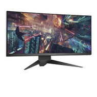 """Dell Alienware 34"""" Curved Gaming Monitor Screen LED-Lit Monitor AW3418HW - -AW3418HW"""