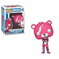 Funko Pop Games Fortnite Cuddle Team Leader Collectible