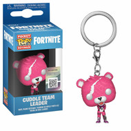 Funko POP Keychain Fortnite Cuddle Team Leader Collectible