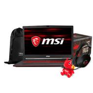 "MSI GL73 8RD-201 17.3"" Gaming Laptop - Intel Core i5-8300H, NVIDIA GeForce® GTX1050TI, 8GB DDR4, 1TB HDD, Win10"