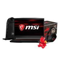"""MSI GF63 8RD-066 15.6"""" Gaming Laptop - Intel Core i7-8750H, GTX1050TI, 16GB DDR4, 1TB, Win10"""