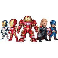 Avengers: Age of Ultron, Kids Nations EarPhone Jack/Keychain, Set of 5