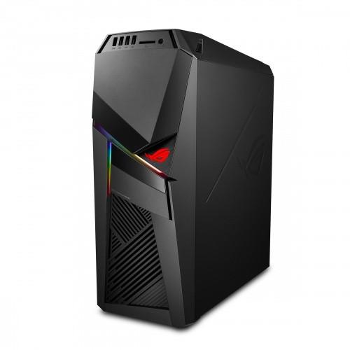 ASUS ROG Strix Gaming PC Desktop GL12CM-DS781, Overclocked Intel Core  i7-8700K, NVIDIA GeForce GTX 1080 8GB, 16GB DDR4 RAM, 256GB SSD + 1TB HDD,