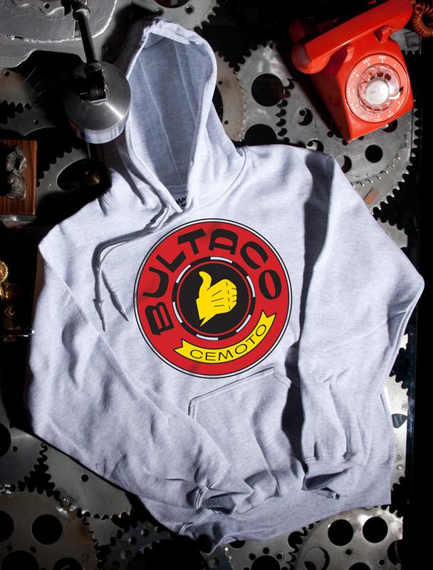 Bultaco Hoodie