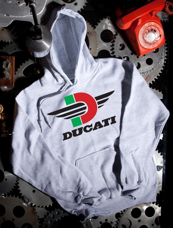 Ducati D Hoodie
