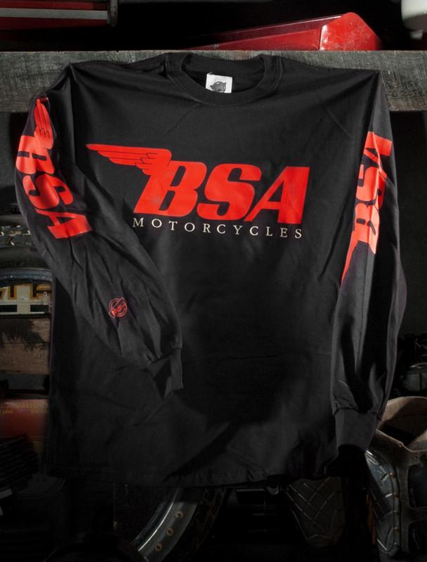 BSA Jersey
