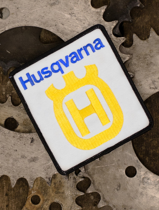Husqvarna Patch