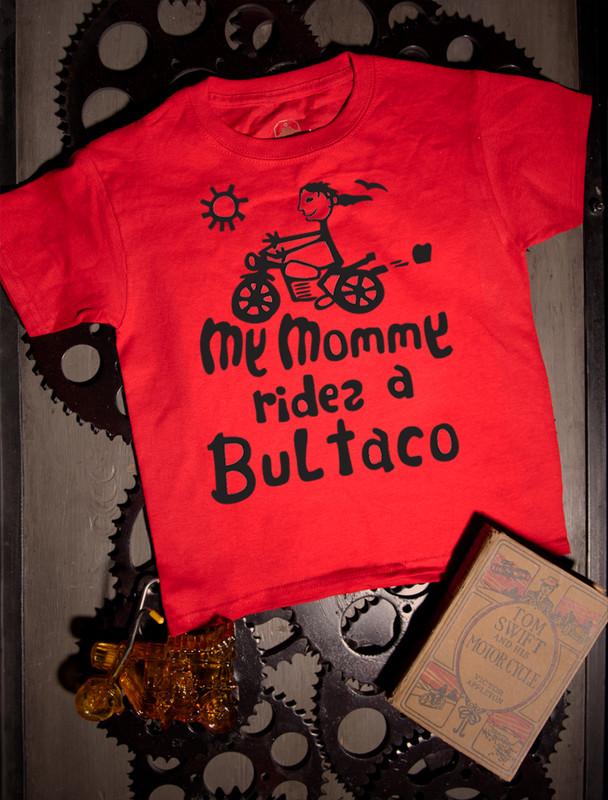 Mommy's Bultaco
