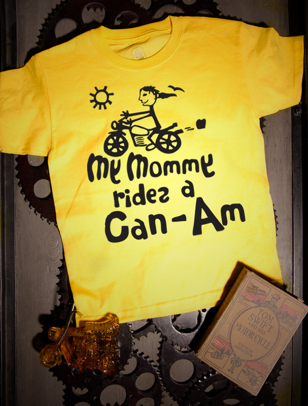 Mommy's Can-Am