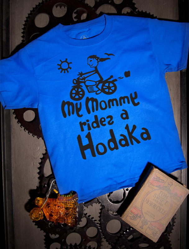 Mommy's Hodaka