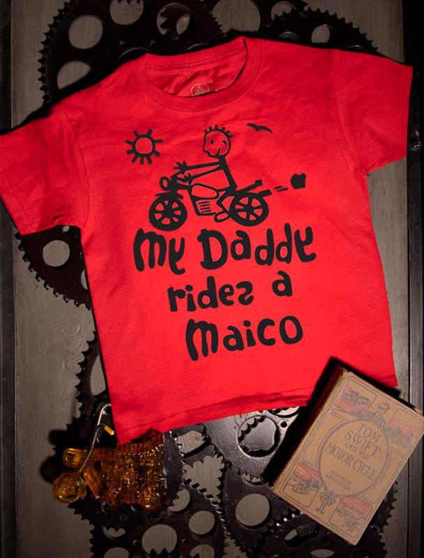 Daddy's Maico