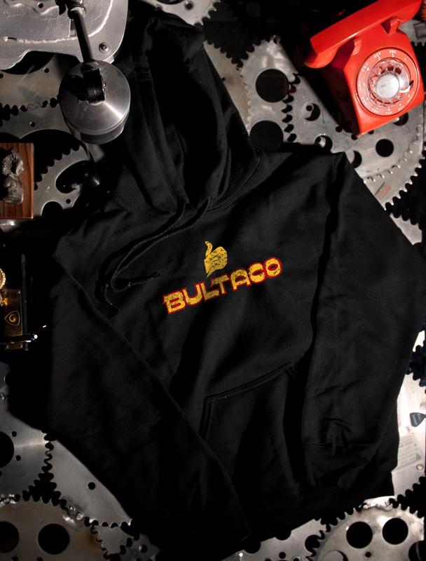 Bultaco  Authentics Hoodie