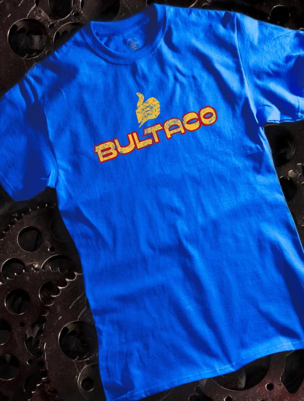Bultaco Authentics Mens Tee