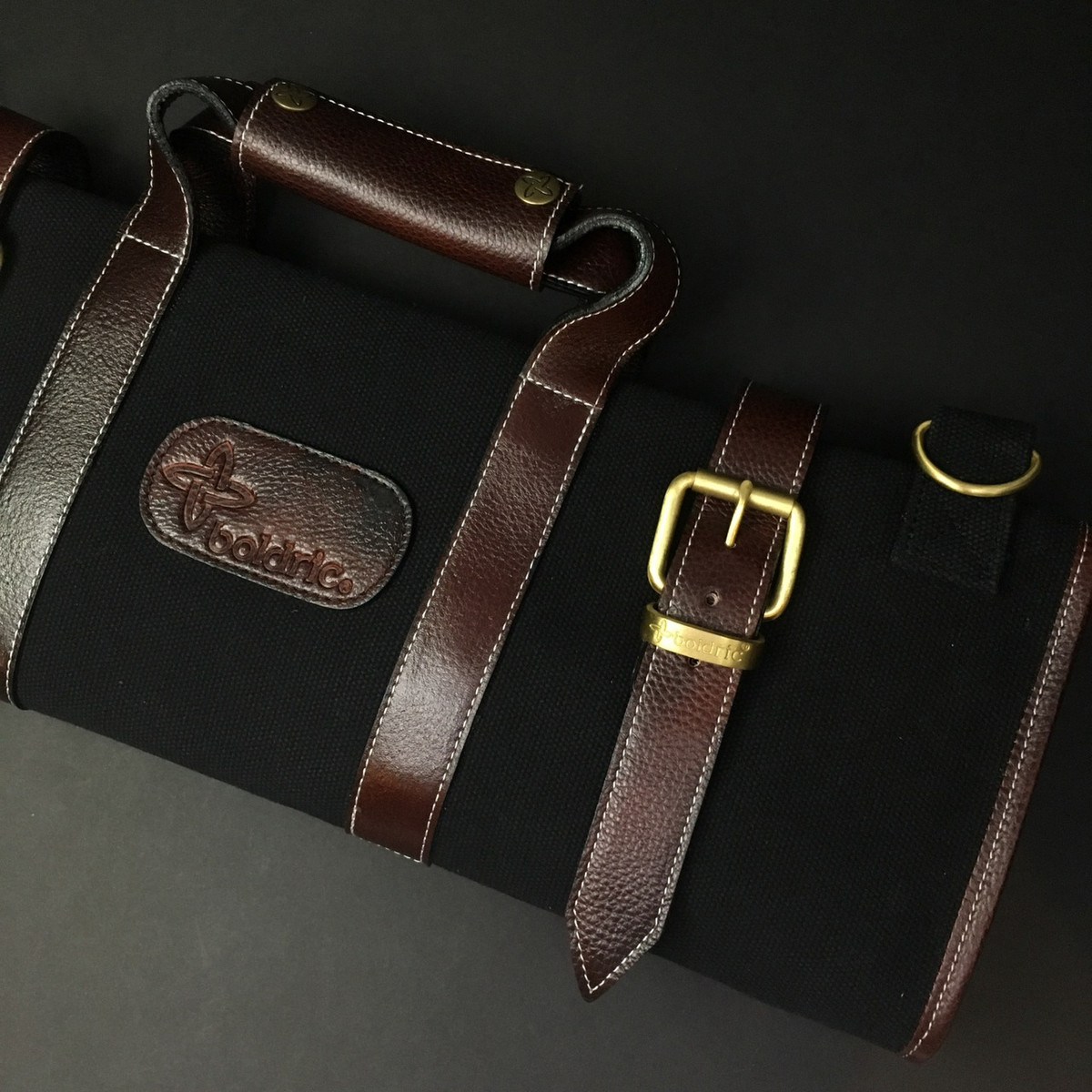 Boldric - 17 pocket - Black