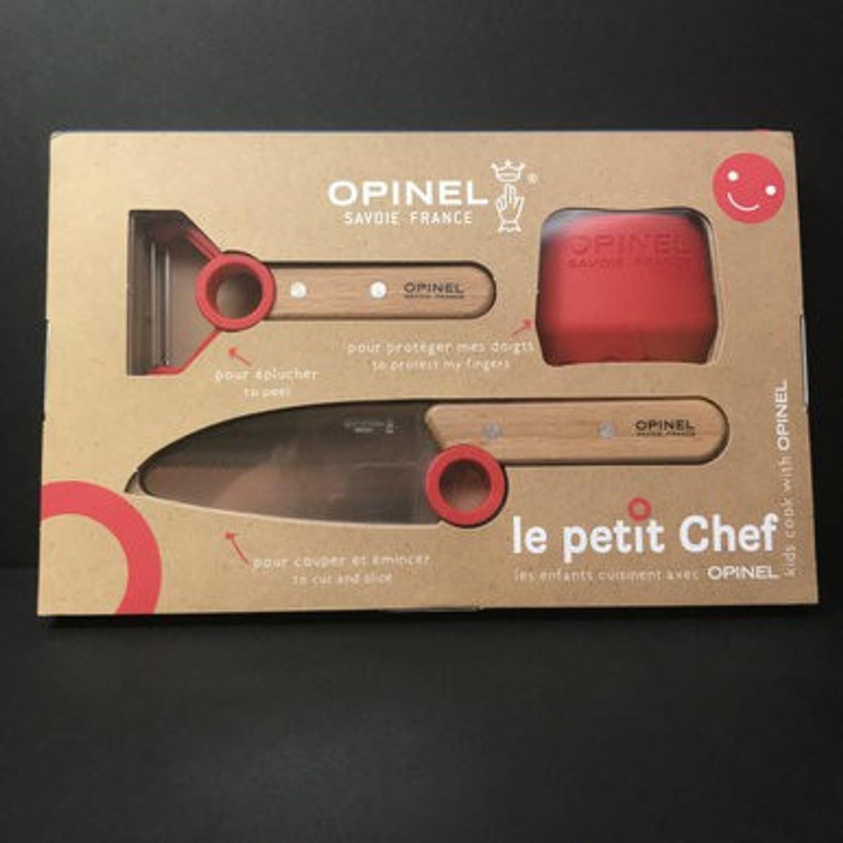 Opinel - Le Petit Chef Set