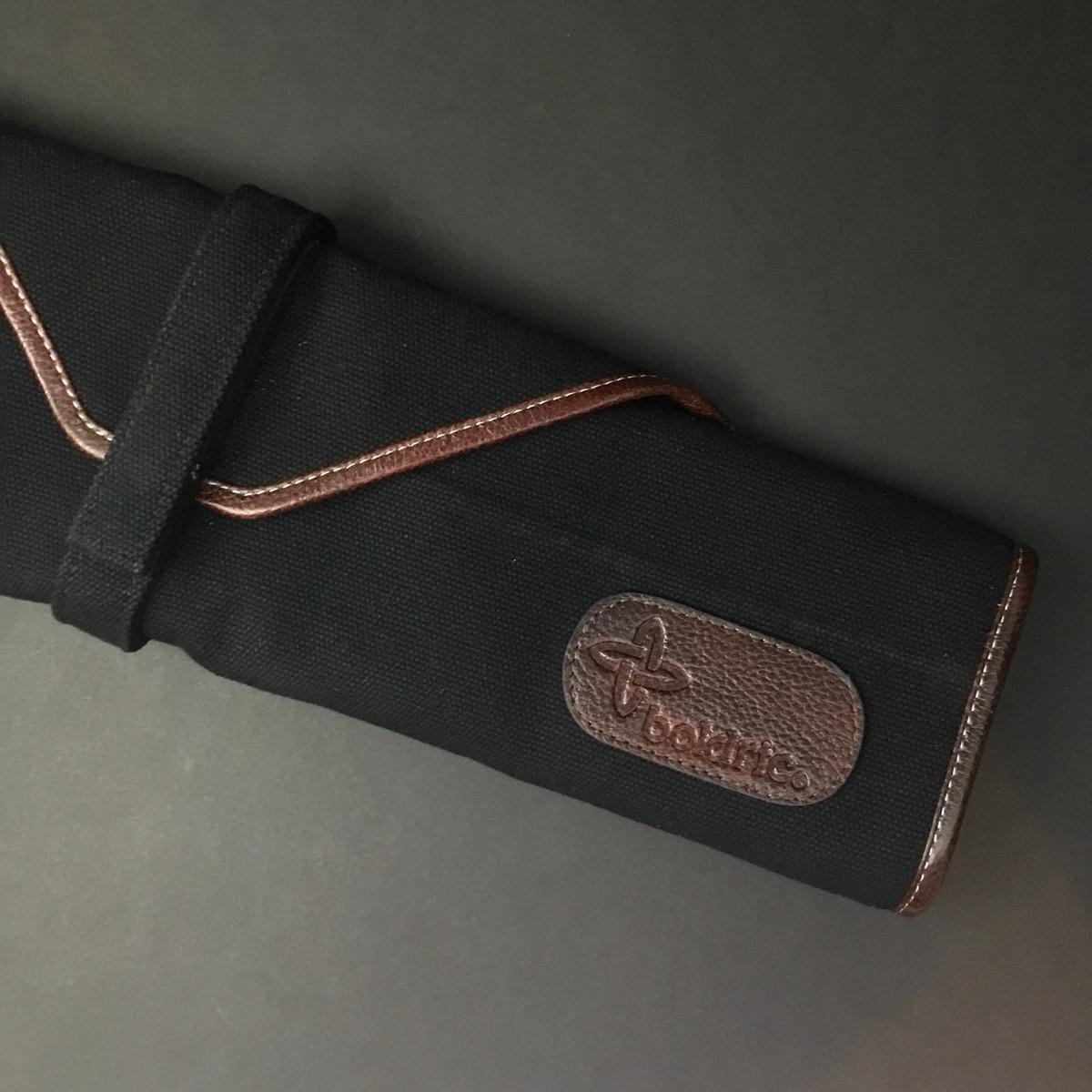 Boldric - 6 pocket - Black