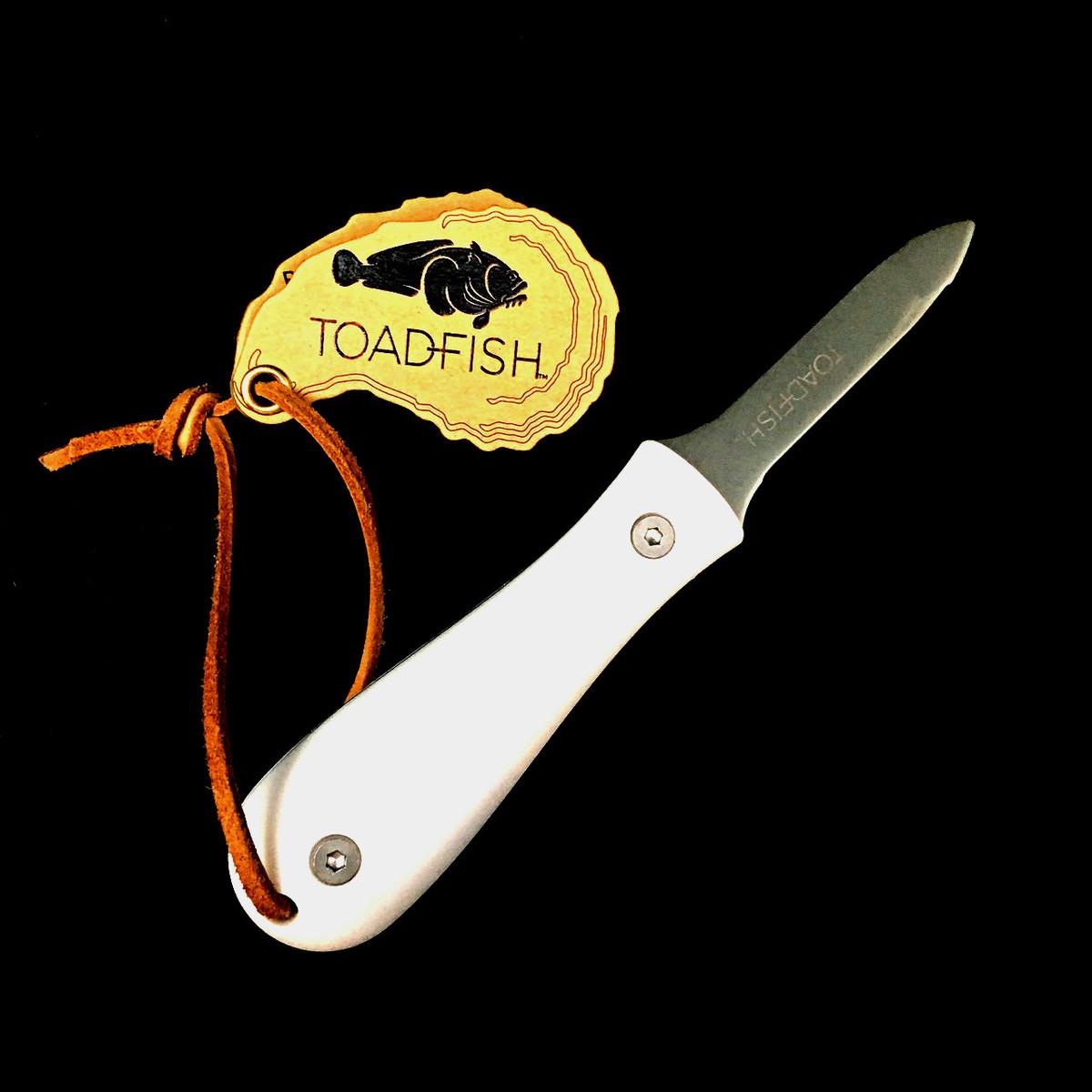Toadfish - Shucker - White
