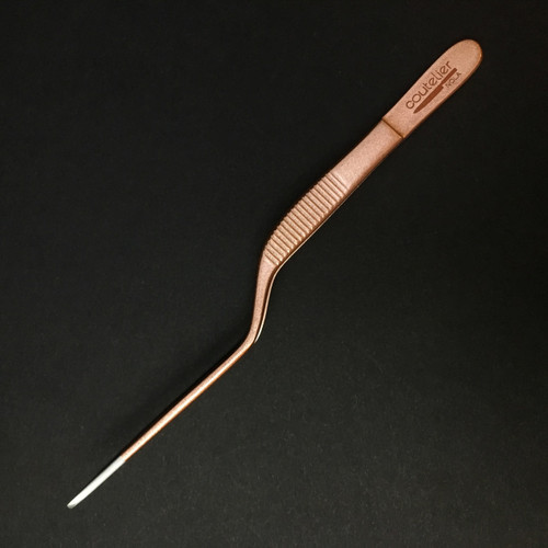 Tweezer - Offset - 14cm - Rose Gold