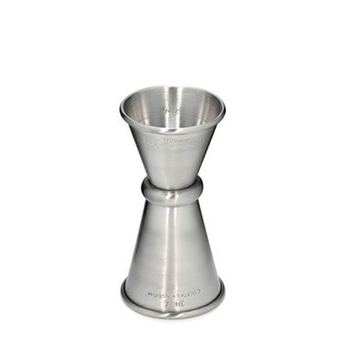 Cocktail Kingdom - Jigger - Stainless - 0.75oz/0.5oz