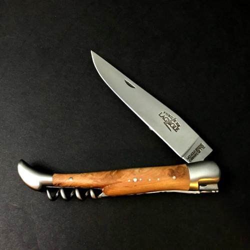 Forge De Laguiole - 12cm - Corkscrew - Matte - Juniper