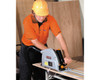 The AGP DS1600 160mm plunge cut saw w/1400mm rail